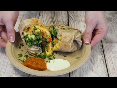 How to Make an Egg Burrito