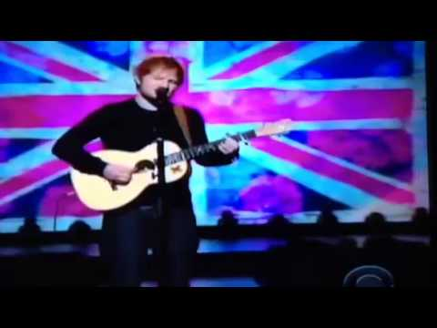 Ed Sheeran Steals Our Heart Again With Beatles Tribute