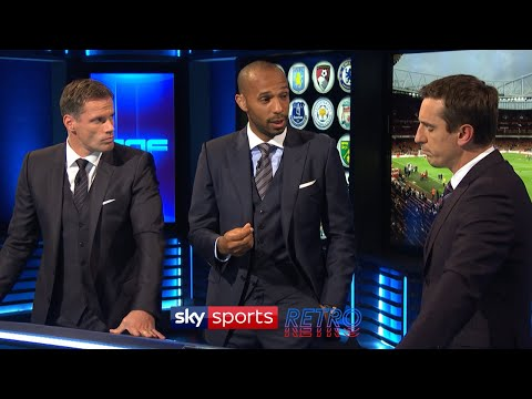 The fall of the Arsenal Invincibles discussed by Thierry Henry, Gary Neville & Jamie Carragher