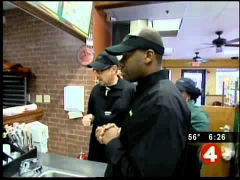 Undercover Boss features local Subway