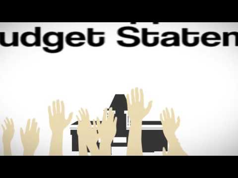 The Budget Process in Parliament 2016