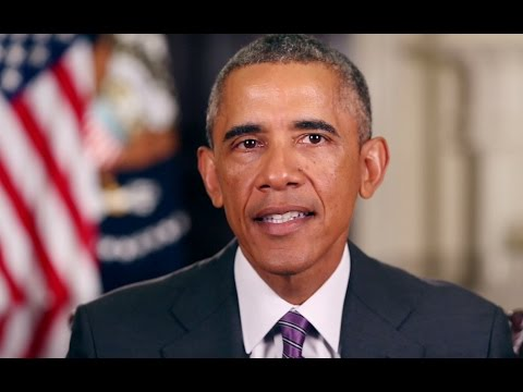 Video! - In a video address, President Obama speaks to the people of West Africa regarding America's support in combating the Ebola outbreak.