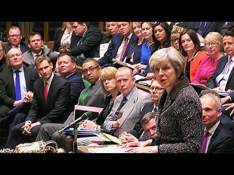 M.Βρετανία: Στη δημοσιότητα το νομοσχέδιο για το Άρθρο 50