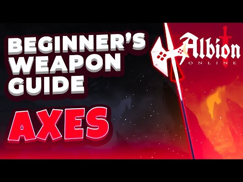 Albion Online Weapon Overview and Beginner's Guide: Axes