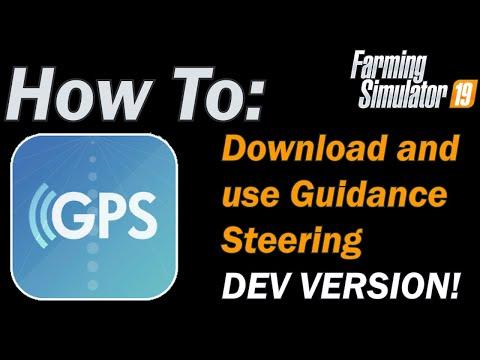 GPS mod v1.1