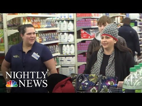 Walmart Announces Raises And Bonuses But Closes 63 Stores Without Notice | NBC Nightly News