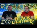 Black Lightning 2x5 REACTION!!