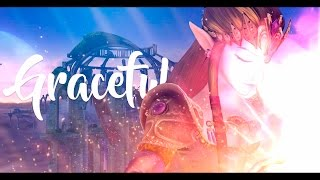 【SSB4】Graceful – A Zelda Combo/Highlight Video [REUPLOAD]