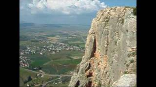 Arbel Israel  city photos gallery : Mount Arbel - Monte Arbel - Israel