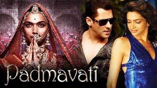 Video Padmavati FIRST LOOK Out - Deepika Padukone, Salman And Deepika To Do A ROMANTIC Film Together MP3, 3GP, MP4, WEBM, AVI, FLV Oktober 2017