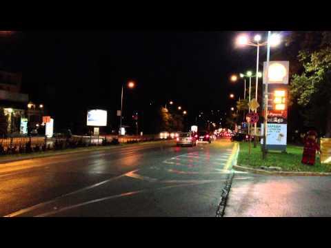Apple iPhone 5 Nighttime Sample Video