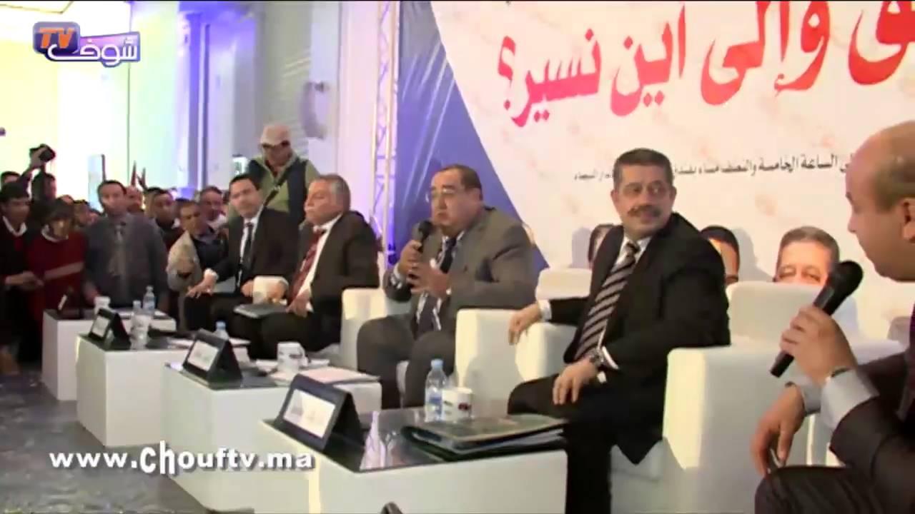 ها شنو قال لشكر، بن عبد الله ،شباط و الخلفي على إلغاء معاشات الوزراء | بــووز