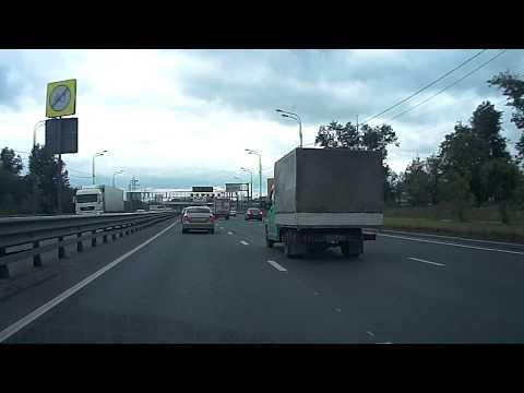 Авария в Новокосино