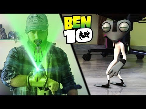 Ben 10 Transformation in Real Life! || Episode 4 || A Short Film VFX Test