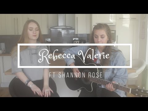 Rebecca Valerie ft Shannon Rose| Cover, How Deep is Your Love, Calvin Harris