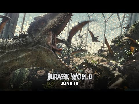 Jurassic World (Featurette 'Jack Horner')