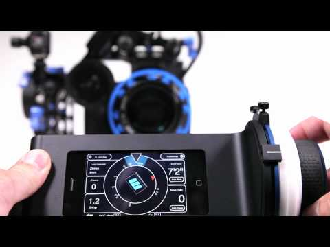 Redrock Micro - introductory video of the microRemote wireless follow focus system, including microTape real-time rangefinder, basestation, and revolutionary microRemote wit...