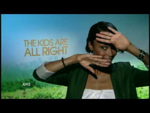 YAYA DACOSTA ANS THE KIDS ARE ALL RIGHT INTERVIEW