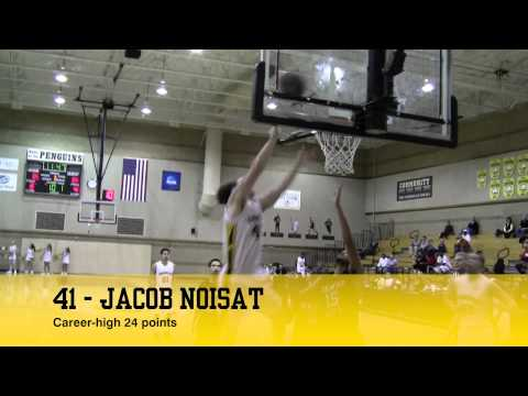 Dominican @ Art U Men's Basketball Highlights II