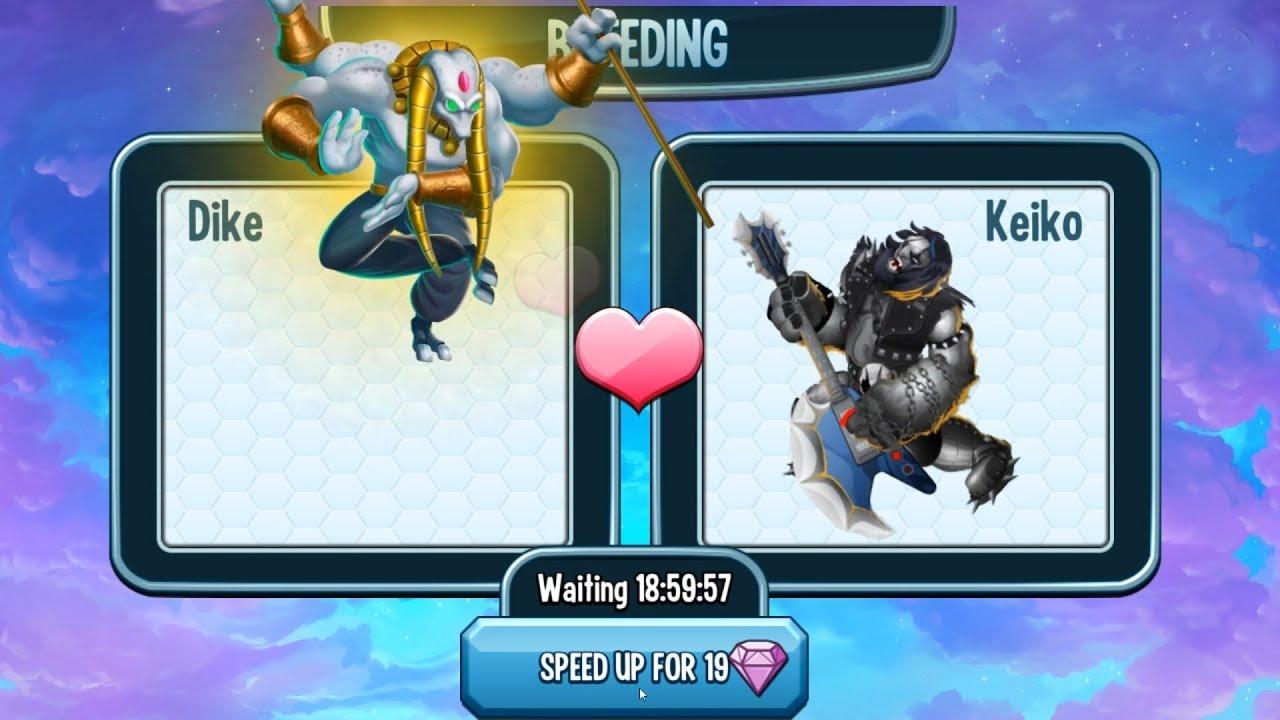 ✅MÀN CẦU HÔN BẰNG GUITAR ĐIỆN – Monster Legends Game Mobiles – Android, Ios