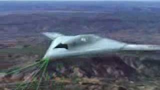 US Navy UAV X-47B