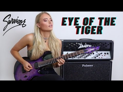 """Survivor  """"Eye of The Tiger"""" Cover by Sophie Lloyd"""