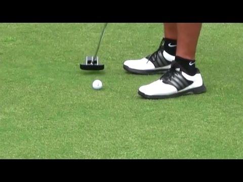 Mid handicapper gets better reads on greens with Putting Optimizer