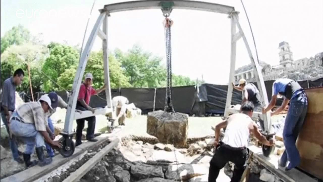 Μεξικό: Σήραγγες νερού κάτω από πυραμίδα των Μάγια