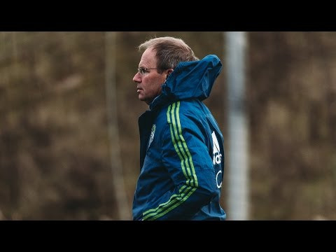 Video: Interview: Brian Schmetzer on Ozzie Alonso's status for MLS Cup Final