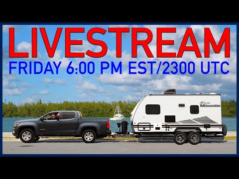 RV Chat Live: Black Friday edition