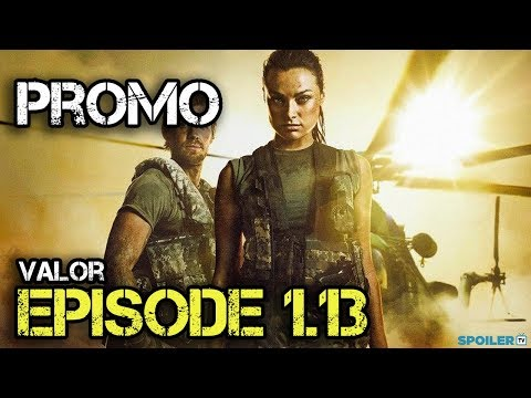 Valor - Episode 1.13 - Costs of War (Season Finale) - Promo