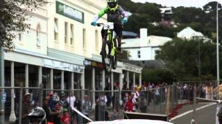 MCB Albany Urban Downhil 2015l - Raceday Highlight