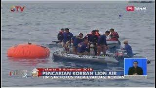 Video Hari ke-12, Tim Basarnas Fokuskan Pencarian Korban Lion Air PK-LQP - BIS 09/11 MP3, 3GP, MP4, WEBM, AVI, FLV Januari 2019