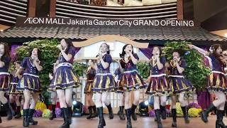 JKT48 - Part 1 @. Grand Opening Aeon Jakarta Garden City