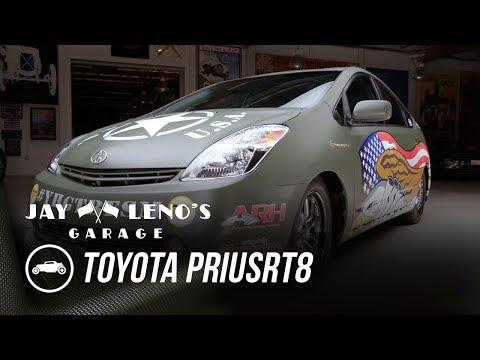 Hellcat-Powered Toyota PriuSRT8 - Jay Leno's Garage (видео)