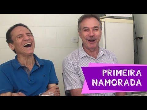Primeira namorada - Nilton Pinto e Tom Carvalho - A Dupla do Riso