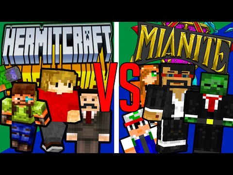 What is The Best Minecraft SMP - Hermitcraft VS Mianite Explained...