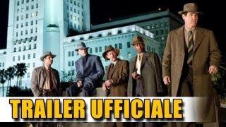 Gangster Squad Trailer Italiano