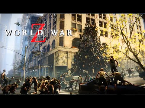 World War Z - Official Reveal Trailer   The Game Awards 2017 (видео)