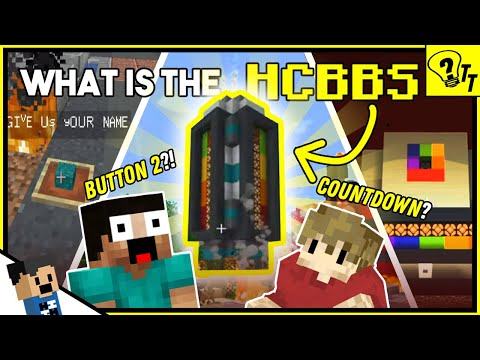 What is the HCBBS? - Hermitcraft Theory Time #1