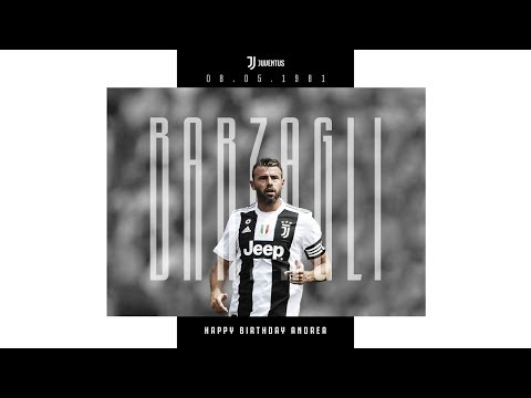 Happy Birthday, Andrea Barzagli!
