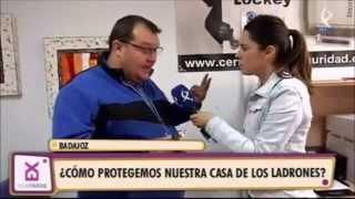 La Cerradura Invisible Remock Lockey en Canal Extremadura