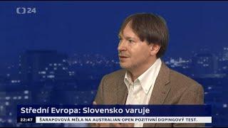 Střední Evropa: Slovensko varuje