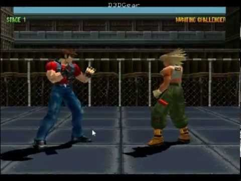 BLOODY ROAR 2 FIGHT 1# ARCADE (PC GAMEPLAY)