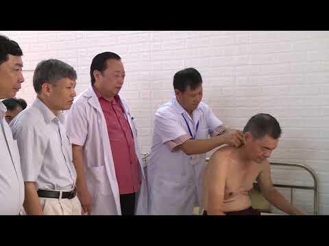 Thí điểm triển khai mô hình đưa thầy thuốc y học cổ truyền vào trạm y tế