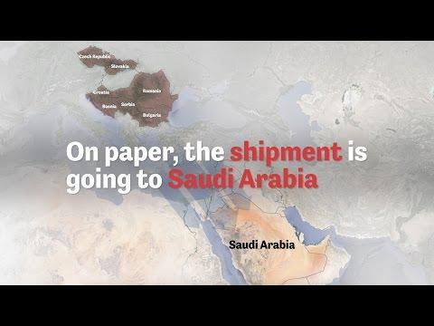 Making a Killing: The Saudi-Backed Pipeline
