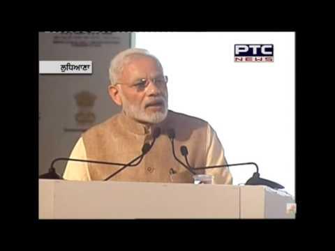PM MODI ASKS PEOPLE TO FOLLOW PATH SHOWN BY GURU GOBIND SINGH JI