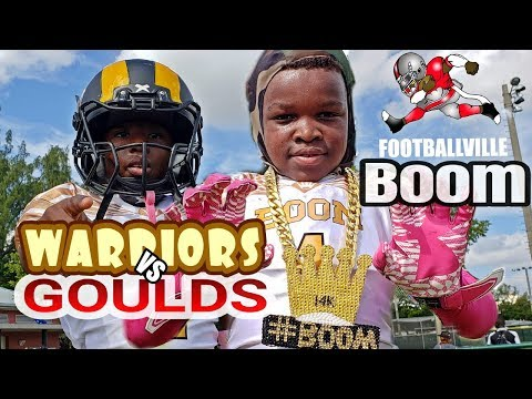 Warriors of Liberty City (Boom) vs Goulds Rams Highlights