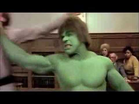 Incredible Hulk Stan Lee cameo