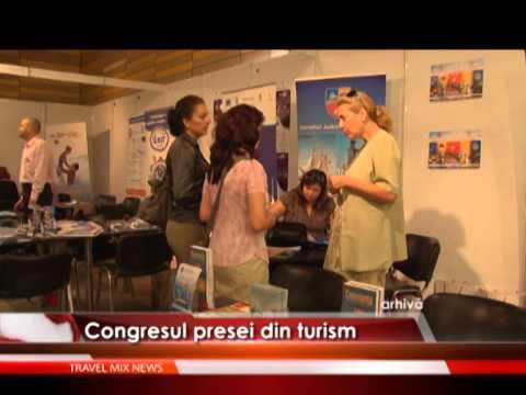 Congresul presei din turism – VIDEO